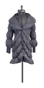 Elie Tahari Grey Coat