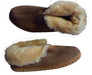 L.L.Bean Sheepskin Casual coco Chocolate Fur Boots