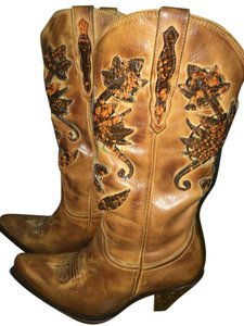 Charlie 1 Horse Cowboy Honey Boots