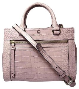 Kate Spade Perri Lane Croco Mini Romy Shoulder Bag