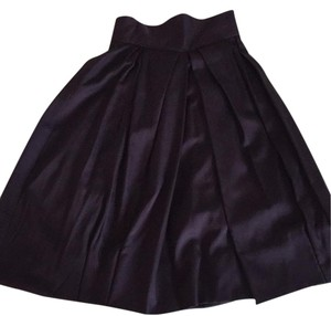 Richard Chai Skirt Dark Navy blue