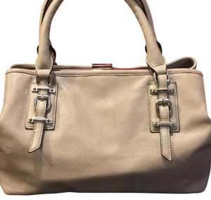 Simply Vera Vera Wang Satchel in Tan