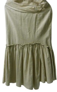 Other Maxi Skirt cream/ natural linen color