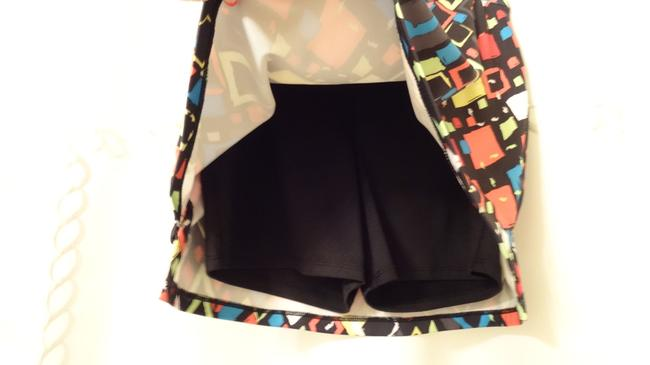 ProTour Mini Skirt Multi colored Image 1