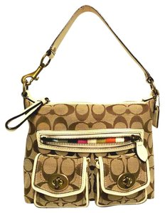 Coach Legacy Turnlock Shoulder Bag