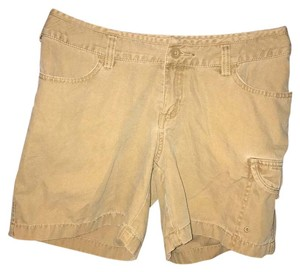 The North Face Cargo Shorts Tan