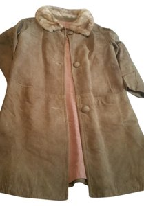Other Vintage Mink Suede Fur Coat