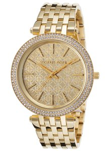 Michael Kors Michael Kors Women's Darci Gold-Tone Watch MK3398