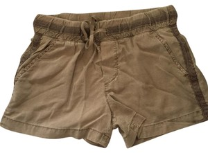 Cloth & Stone Cargo Shorts Khaki