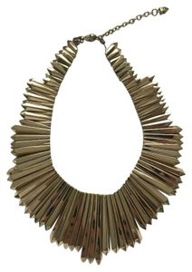 Belle Noel Mini Dagger Bib Necklace