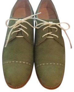 Cole Haan Fern green Flats
