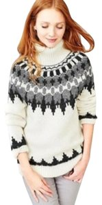 Gap Nwt Fairisle Oversize Sweater