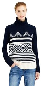J.Crew Fairisle Winter Sweater