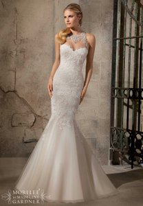 Mori Lee Madeline Gardner 2723 Wedding Dress