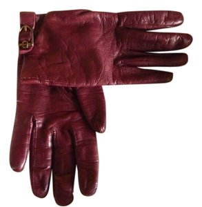Etienne Aigner Vintage Glove-Tanned Leather