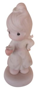 Precious Moments Precious Moments collectible porcelain-Yield not to temptation
