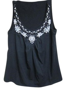 Magaschoni Top Black