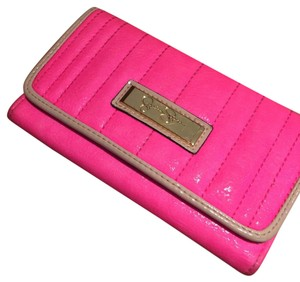Jessica Simpson Pink Clutch