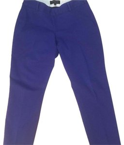 Talbots Straight Pants Royal blue