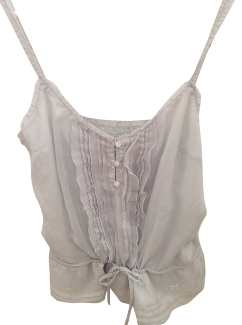 Gilly Hicks Top Heather gray