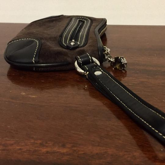 Juicy Couture Wristlet in Black Image 4