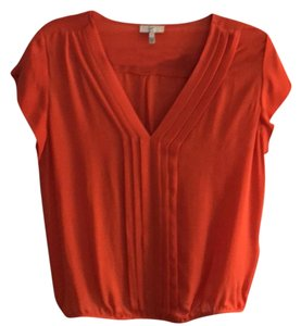 Joie Top Orange