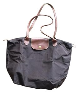 Longchamp Tote in Terra