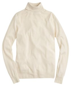 J.Crew Cashmere Turtleneck Basics Comfortable Sweater