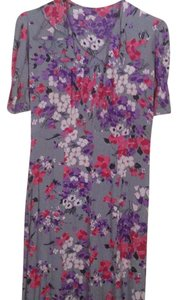 Maxi Dress by Vintage Floral Midi Asian