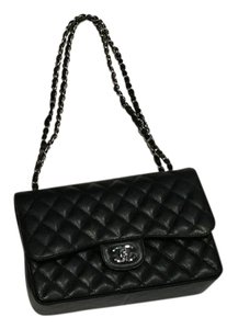 Chanel Flap Jumbo Shoulder Bag