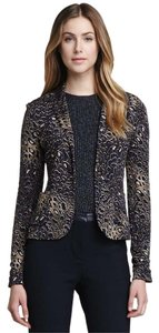 Tory Burch Suit Work Colored Multi Blazer
