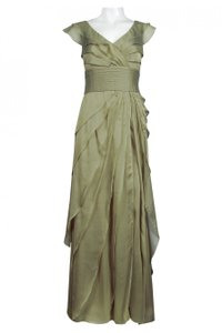 Adrianna Papell Chiffon Bridesmaid Mother Of The Bride Dress