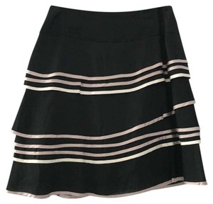 Reiss Skirt Black