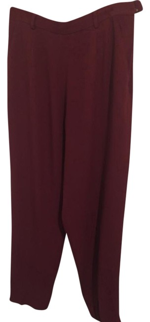 Preload https://img-static.tradesy.com/item/20124856/burberry-cranberry-trousers-size-6-s-28-0-2-650-650.jpg