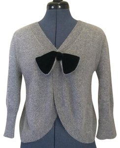 Marc Jacobs Bow Angora Wool Cardigan