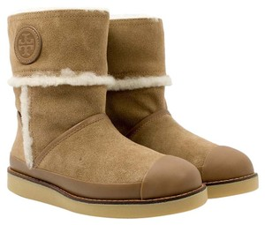Tory Burch Nadine 33138334 887712300389 Camel/Honey Boots