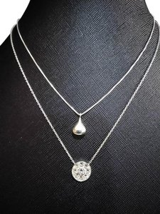 Silpada 2 Sterling silver necklaces