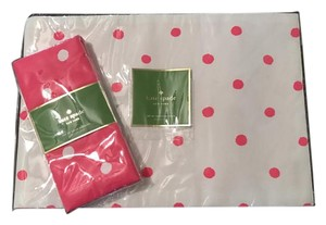 Kate Spade Kate Spade reversible placements with matching napkins