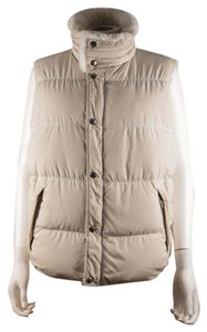 Louis Vuitton Fur Down Reversible Jacket Coat Vest