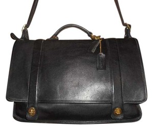Coach Vintage Leather Laptop Bag