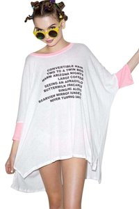 Wildfox Sleep Shirt Lounge Tunic