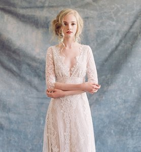 Claire Pettibone Patchouli Romantique Collection Wedding Dress