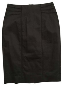 White House | Black Market Pencil Size 0 Classic Skirt Black
