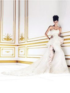 Ines Di Santo Rosee X Wedding Dress