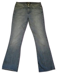 Lucky Brand Sweet N Low Boot Cut Jeans-Light Wash