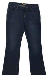 Old Navy Straight Leg Jeans-Medium Wash