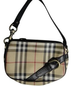 Burberry Black Clutch
