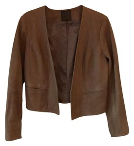 Joie Olive Leather Jacket