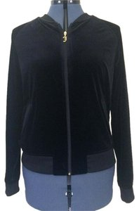 Juicy Couture Velvet Bomber Sweatshirt