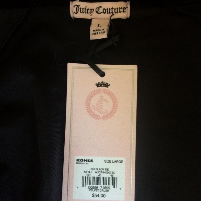 Juicy Couture Velvet Bomber Sweatshirt Image 6